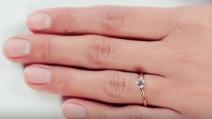 100 anni di anelli di fidanzamento: l'evoluzione in pochi secondi