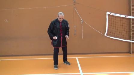 Il Qi Gong del Bozzolo di Seta: Rotazione del Polso
