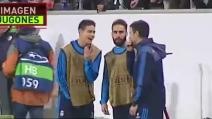James Rodriguez ironizza sulla sconfitta del 2-0 del Real Madrid