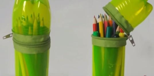 10 idee super creative per riutilizzare le bottiglie di for Creare oggetti utili fai da te
