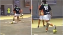 Falcao è un autentico spettacolo in campo: finte e gol che solo lui può fare