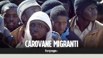 CarovaneMigranti, in giro per l'Italia per raccontare i nuovi desaparecidos