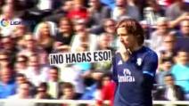 """Alta tensione al Real Madrid, Modric ad un compagno: """"A me zitto non lo dici"""""""