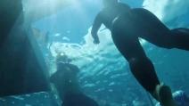 Alle Bahamas record del mondo di apnea al femminile: 72 metri in 3 minuti
