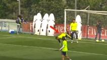 """Real Madrid, anche i portieri fanno i """"fenomeni"""": il colpo dello scorpione di Casilla"""
