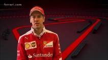 "Ferrari, Vettel: ""Barcellona, gara impegnativa"""