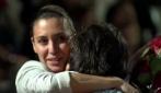 Francesca Schiavone racconta un aneddoto e fa commuovere Flavia Pennetta