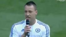 Terry saluta il Chelsea dopo 21 anni e lascia un messaggio a Ranieri