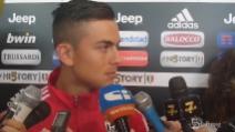 """Dybala: """"Il Real Madrid? No, voglio vincere con la Juve"""""""