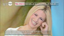 """Michelle Hunziker: """"Mio marito Tomaso mi ha conquistata con il dialogo, poi l'ho limonato io"""""""
