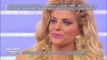 """Pomeriggio Cinque, Francesca Cipriani piange per Walter Nudo: """"Sono innamorata"""""""