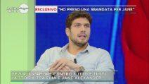 """Elia Fongaro: """"Jane Alexander non è la mia fidanzata, dovrà chiarire con il suo ex"""""""