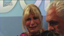 Uomini e Donne - Lacrime nel backstage