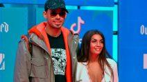 Elettra Lamborghini è fidanzata con Afrojack, il video in coppia