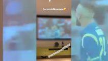 Segna Insigne, la reazione di Balotelli su Instagram