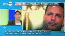 Mattino Cinque, Enrico Silvestrin parla della morte della madre e Federica Panicucci si commuove