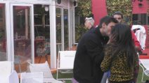 """Grande Fratello VIP - Un messaggio dal team """"Fralemi"""": Giulia e Francesco si baciano"""