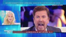 """Riccardo Signoretti attacca la Marchesa: """"Vergognati"""""""