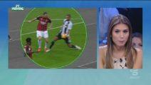 Milan-Juventus: tutti gli episodi da moviola