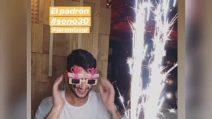 Per il compleanno di Jeremias Rodriguez, Belén e Andrea Iannone tornano vicini