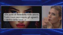 """Grande Fratello VIP - La fidanzata di Stefano: """"Benedetta è innamorata di lui"""""""