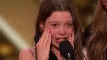 14 anni, una voce e un'energia incredibile: la ragazzina dell'America's Got Talent emoziona tutti