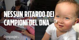 """Un donatore per Alessandro Maria: """"Stiamo facendo l'impossibile per accelerare i tempi"""""""
