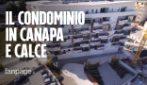 Canapa e calce: ecco il complesso più grande d'Eurpa