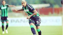 Boateng scatenato: tripletta col Sassuolo, anche un gol di tacco