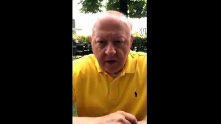 """Massimo Boldi ricorda Carlo Vanzina: """"Uno dei più cari amici"""""""