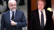 "Aurelio De Laurentiis ricorda Carlo Vanzina: ""Ce lo aspettavamo, è un momento terribile"""