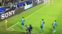 La prima standing ovation per Cristiano Ronaldo dei tifosi della Juventus