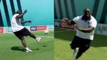 Magia di Akinfenwa: al gol impazzisce di gioia