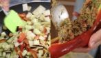 Stuffed peppers recipe: delicious and so easy to prepare