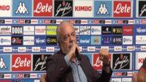 """De Laurentiis: """"Cavani? Se vuole mi chiama ma si riduca l'ingaggio"""""""