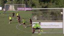Che gol di El Shaarawy: tiro fulmineo e palla all'incrocio