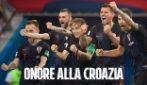 Perché la Croazia ha perso sul campo, ma ha vinto nei nostri cuori