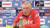 """Napoli, Ancelotti: """"Mai chiesto top player, sono soddisfatto della rosa"""""""