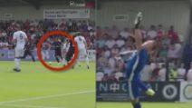 Aubameyang inventa un gol pazzesco: che magia