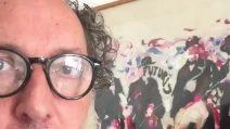 """Fulvio Abbate contro Fedez e Chiara Ferragni: """"Cosa vi servono i soldi se non avete fantasia?"""""""