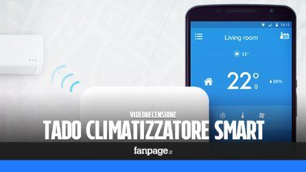 Recensione Tado climatizzatore intelligente, l'aria condizionata diventa smart