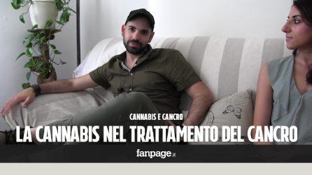 """Cannabis e cancro, la storia di Mirko: """"Assumerla mi ha aiutato tanto con chemio e radioterapia"""""""