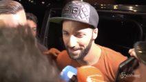 """Milan, bagno di folla per Gonzalo Higuain: """"Felice di questa nuova avventura"""""""