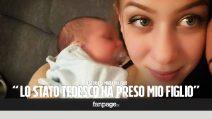 """La battaglia di Maria Pia: """"In Germania mi hanno separato da mio figlio solo perché sono italiana"""""""