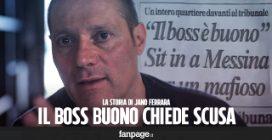 """Sebastiano Jano Ferrara, il """"boss buono"""": """"La mafia è una merda. Ragazzi, non fate come me"""""""