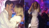 Compleanno a Ibiza per Sabrina Ghio: la festa in discoteca con fidanzato e amici