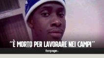 """Strage di braccianti, tra le vittime c'è anche Musa: """"Ecco perché era andato a lavorare a Foggia"""""""