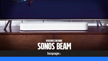 Recensione Sonos Beam, la compattissima soundbar è la più intelligente (ma, per ora, non Italia)