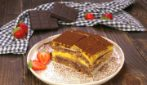 Torta mattonella: facile, cremosa e senza cottura!