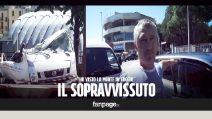 """Crollo ponte Genova, il camionista sopravvissuto: """"Il tir è un groviglio di lamiere, sono miracolato"""""""